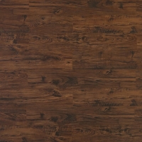 China Handscraped Surface 2016 EIR Sparking Brown Red Laminate Flooring on sale