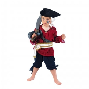 China LKB6124 Pirate Children Costume Boy Costumes on sale
