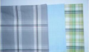 China Shirting Fabric 100% cotton yarn dyed shirting fabric on sale