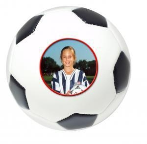 China Personalized Mini Soccer Photo Ball Trophy on sale