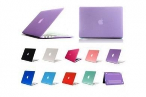 China Rubberized Hard Shell Case Cove Matte Crystal Plastic For MacBook Air 11.6'' on sale