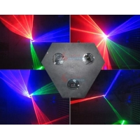 China RGB Intersect Dynamic Laser on sale