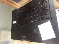 China Laptop Macbook A1181 Palmrest Keyboard Black on sale