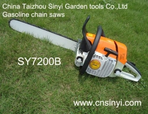 China Chain saw SY7200 on sale