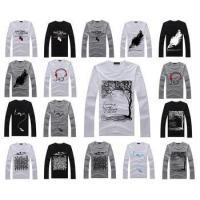 Long sleeve T-shirts custom tee shirts cheap design on you shirts
