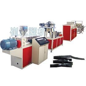 China Single-wing labyrinth-type drip tape equipment on sale
