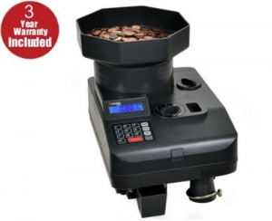 China Cassida C850 Heavy Duty Coin Counter / Off-Sorter on sale