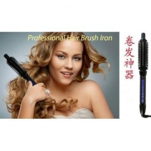 China Professional Hair Brush Iron - Latest hair tools inspired by Korean on sale