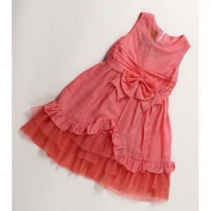 China Girls Clothing Kids Girls Bowknots Princess Latest Design Party Dress on sale