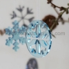China Large Hanging Snowflake for sale