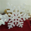 China Large Snowflake Decorations for sale