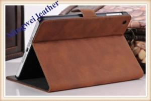 China MW-IPD-017 MW-IPD-017 New style ipad air leather case on sale