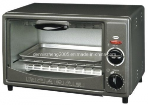 China 600-Watts Electric Oven, Toaster Oven, Capacity 9L Trade Terms:FOB, CFR on sale