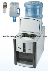 China Professional 2-in-1 Automatic Ice Maker and Water Dispenser Trade Terms:FOB, CFR on sale