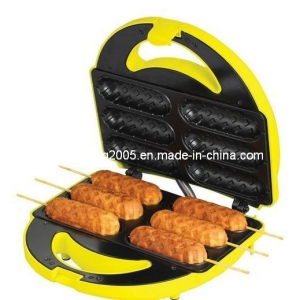 China Electric Corn Dog Makers, Hot Dog Makers, Pigs-in-Blanket Makers on sale