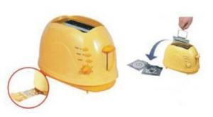 China Fixed Roasting Logo Optional Toaster on sale