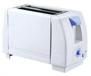 China 2-Slice Toaster with Metal Sides/PP Ends (WT-2001) on sale