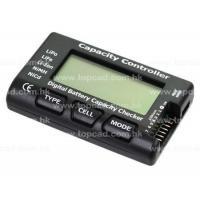 Digital Battery Capacity Checker