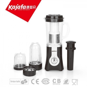 China Blender Food Processor Combo High-End Kitchen Appliance Smart Brushless Power Blender on sale