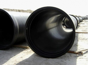 China Ceramic epoxy lining pipes for sewage pipeline on sale