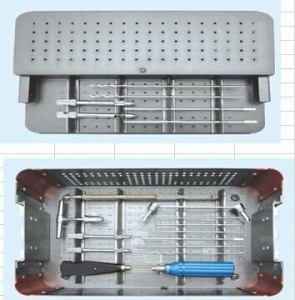 China Orthopedic Surgical Instruments.. Instrument Set for Locking Plates for Lower Limbs on sale