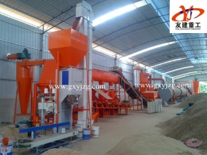 China Pellets making machinery on sale
