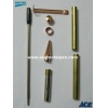 China Pen Kits 7mm Slimline Pen Kit in Copper plating for sale