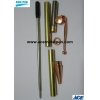China Pen Kits Fancy Pen Kits in Copper plating for sale