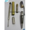 China Pen Kits Hot-sale Twist Style Sierra Pen kit in Chrome and gun metal for sale