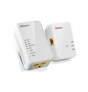 China Powerline Homeplug uk plug wifi kit Wall AP on sale