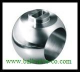 China TITANIUM NITRIDE COATED BALL/TiN BALL, TiC BALL on sale