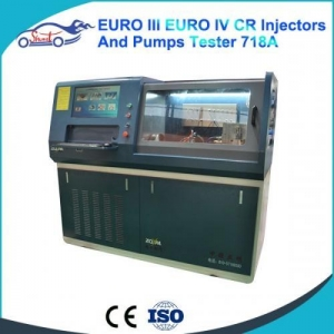 China Common Rail Diesel Injection Pump Test Bench ZQYM 718A CRS Tester on sale