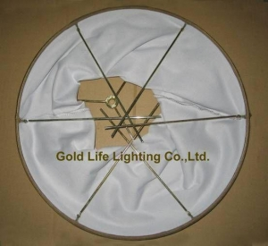 China GL-KD5507 KD LAMPSHADE, K/D LAMP SHADES on sale