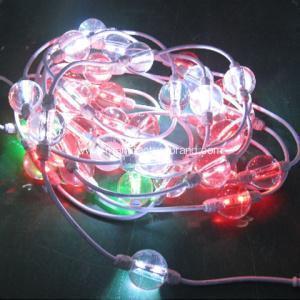 China RGB Color Changing Led Christmas lights on sale