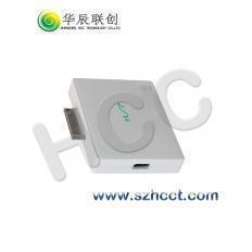 China 13.56 MHz Mobile Smart Card Reader iBankSpace -- SMP-SR on sale