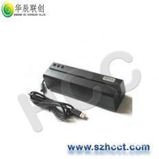 China Hi-Co &Lo-Co Magstripe Reader/Writer (Encoder)--MSR606 on sale