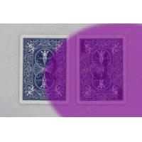 Bicycle 808 magic ink marked playing cards for IR contact lenses