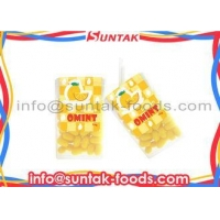 OEM Service Sugar Coated Candy With Display Box Plastic Dispenser