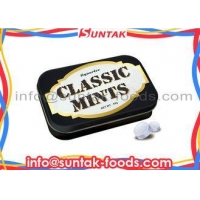 Compressed Dextrose Sugar Free Sour Hard Candy With Classic Flavor