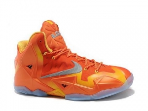 China Nike LeBron 11 Forging Iron Pre Heat on sale
