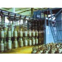 QYP15A Liquefied gas cylinder shot blast machine