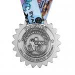 Custom 2D Metal Medal