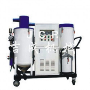 China JCR-1D environment friendly auto-cycle recycling type sand blasting machine on sale