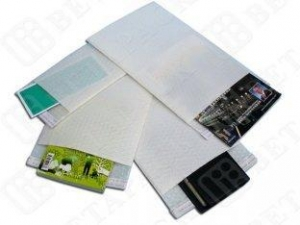China White Recycled Poly Bubble Envelope Printed Business Envelopes on sale