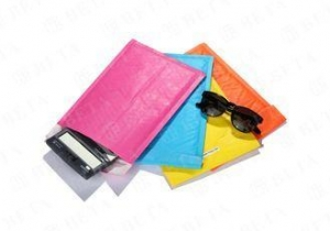 China Retail Pack Kraft Bubble Mailer , Colored Black / Blue Size 0 Bubble Mailers on sale
