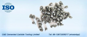 China Tips Tungsten carbide tips Cemented carbide button tip inserts on sale