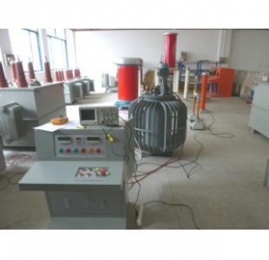 China Transformer Test Equipment No-PD PF Resonant Test System on sale