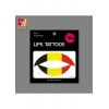 China Eco-friendly Water Lips Tattoo JYC027 for sale