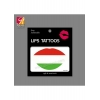 China Flag Lips Tattoo sticker JYC025 for sale