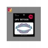 China Transfer Lips Tattoo JYC021 for sale